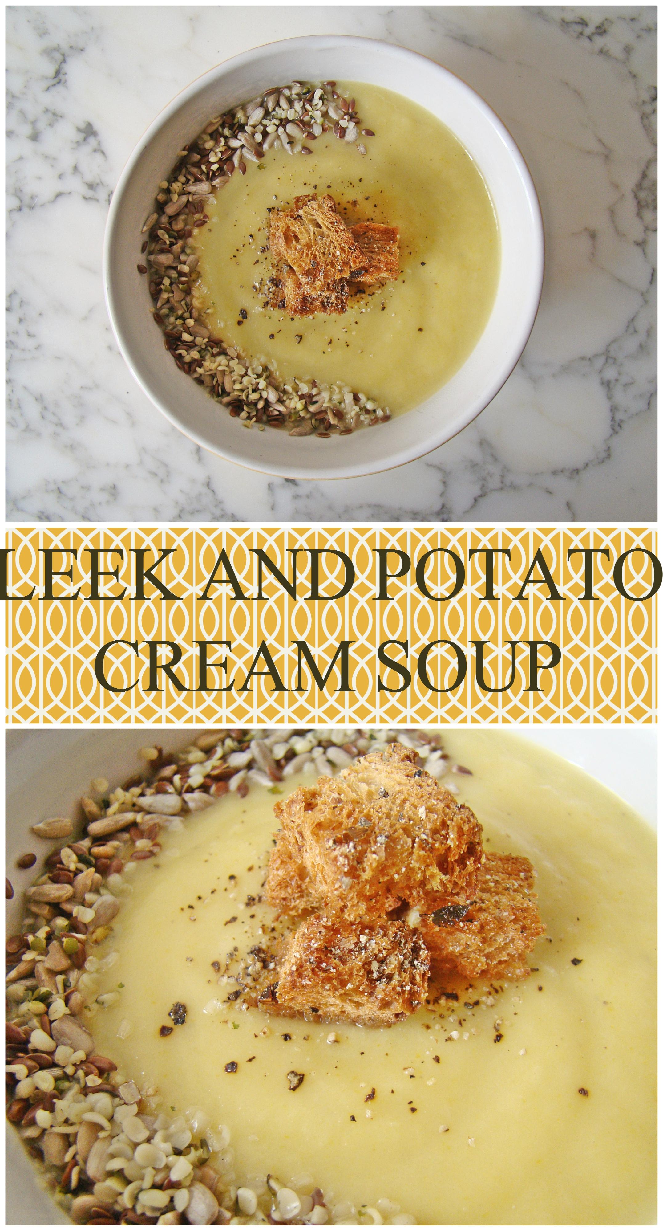 leek-and-potato-cream-soup