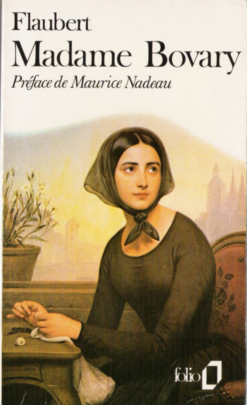 A-Z Challenge (Book-Madame Bovary)