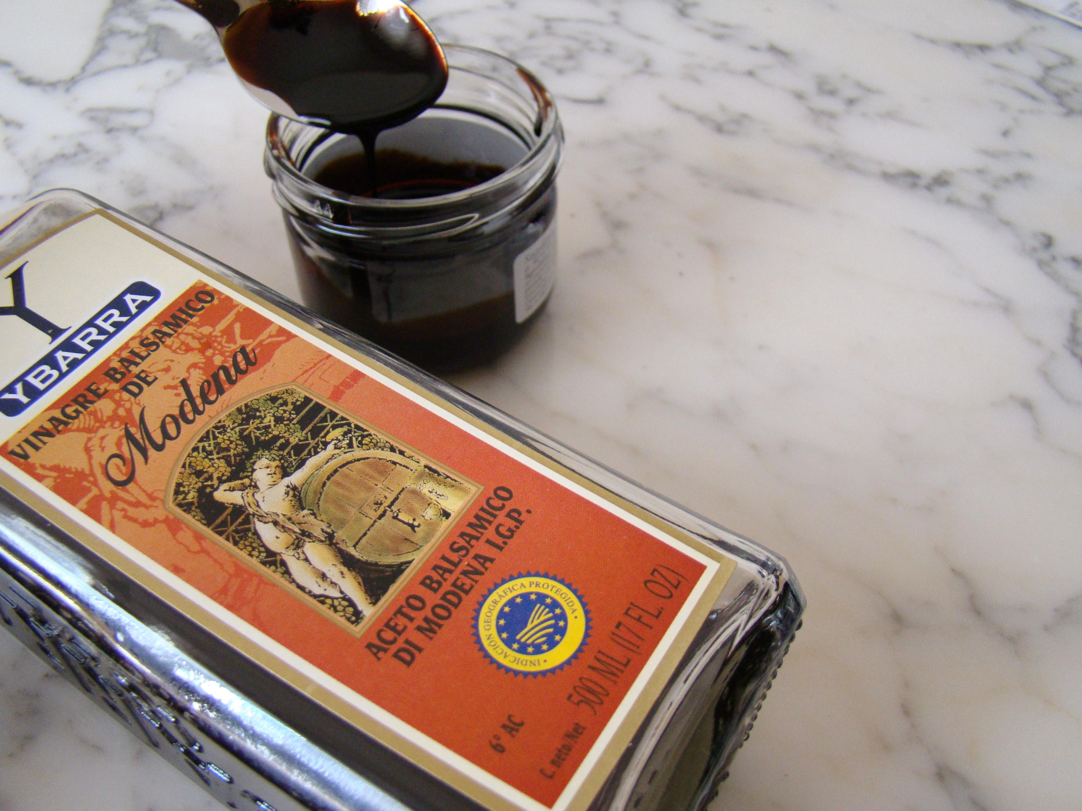 how to make balsamic vinegar reduction