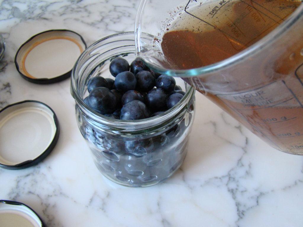 Easy Grapes Compote Recipe