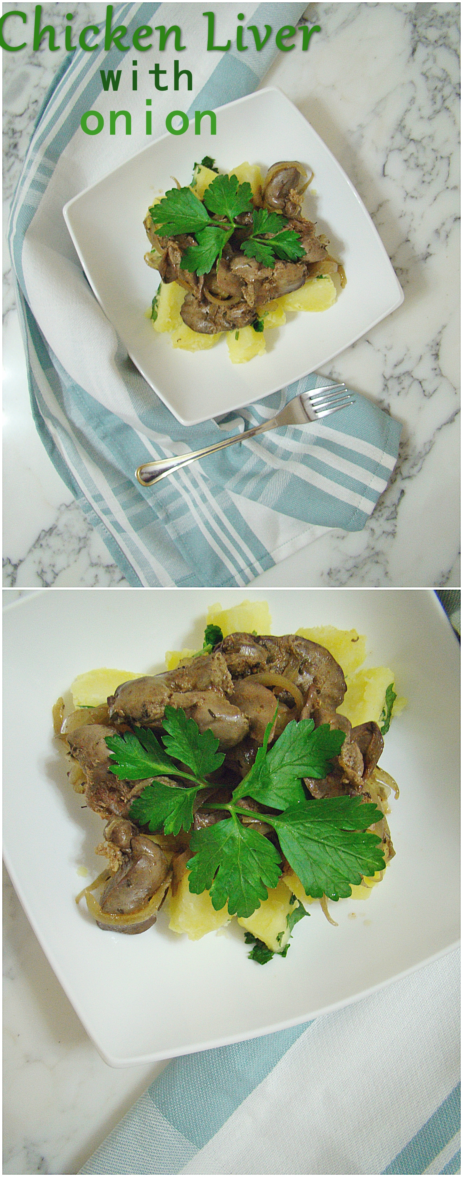 chicken-liver-with-onion