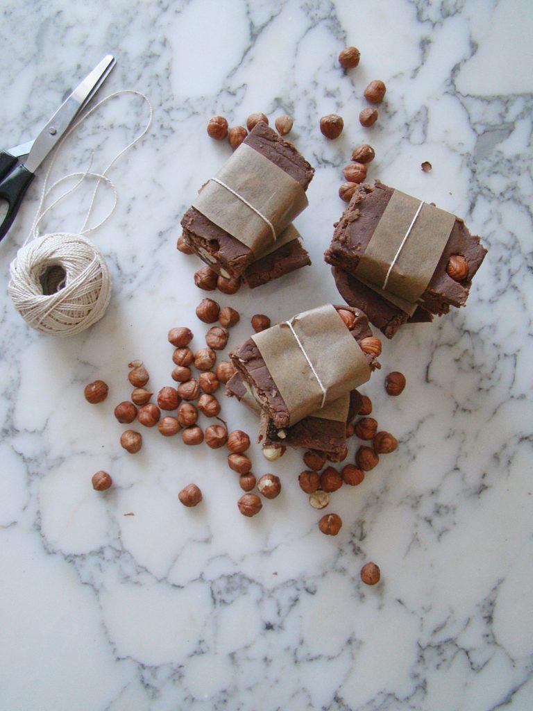 Romanian Homemade Chocolate Bars