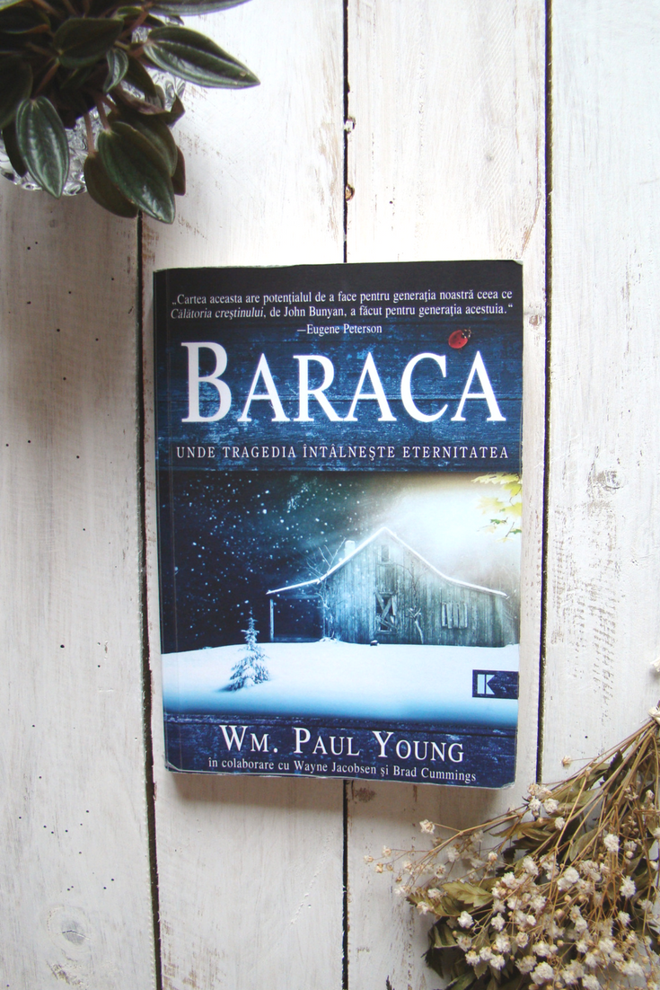 Thoughts on the Book The Shack by WM. Paul Young