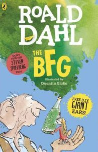 The BFGsiMatilda- Roald Dahl