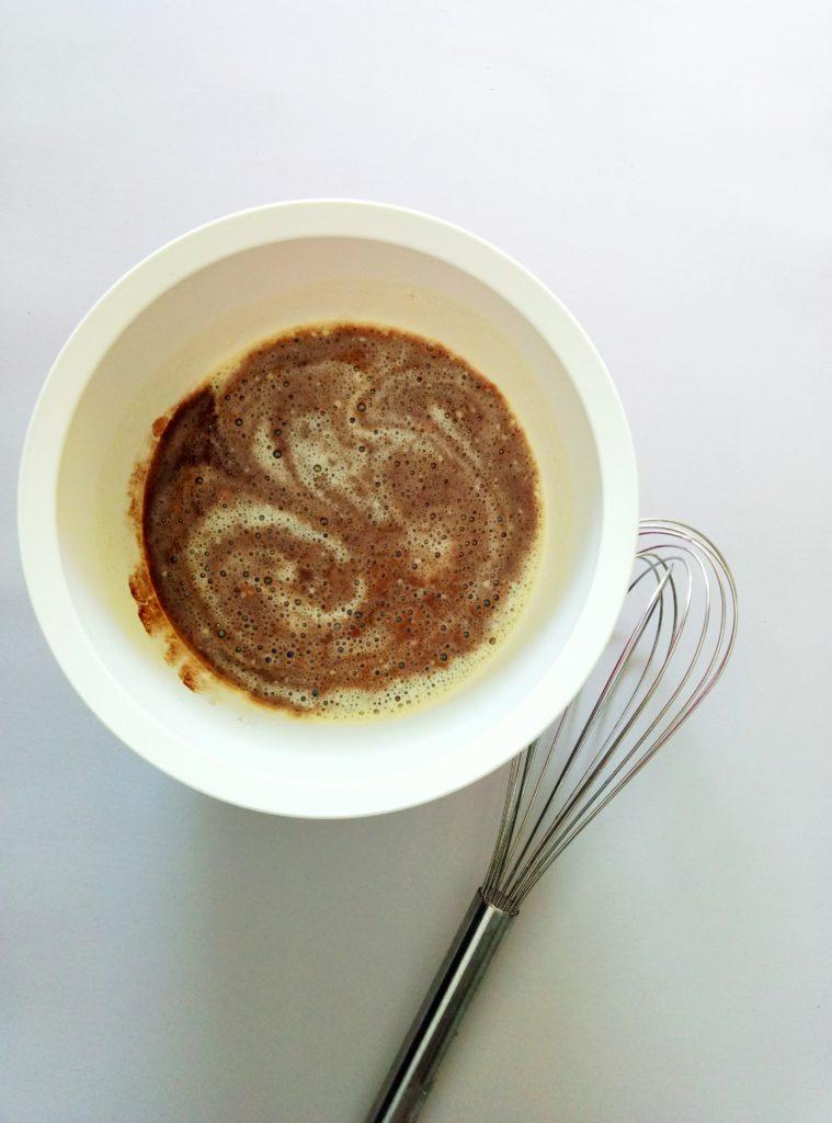 Chocolate Crêpes with Cranberry Sauce | booksandlavender.com